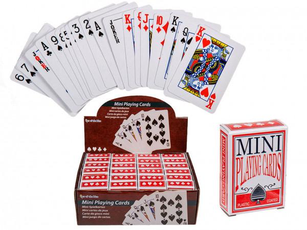 Mini-Spielkarten