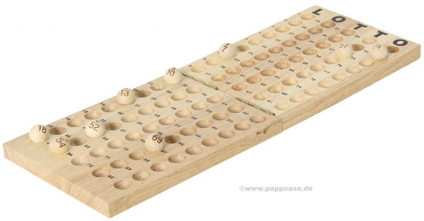 Bingo-Spiel Bartl