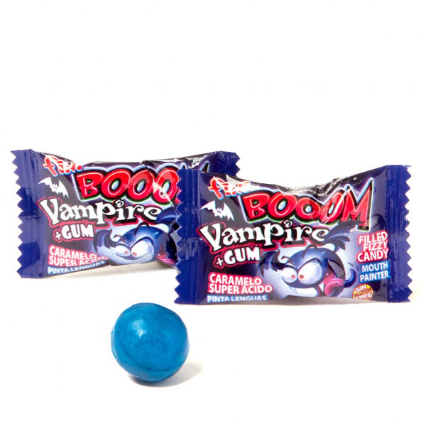 Boom Bubble Gum Vampire