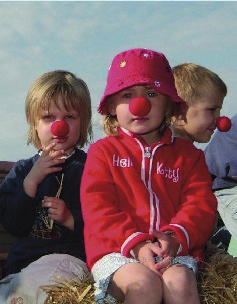 Kinder-Clownsnase Schaumstoff
