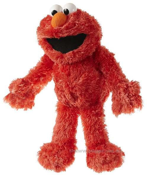 Handpuppe Elmo