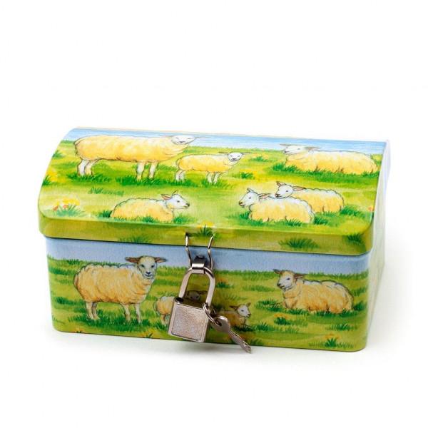 Schatztruhe Schafe
