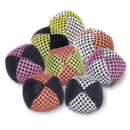 Jonglierball XBall Bean-Bag