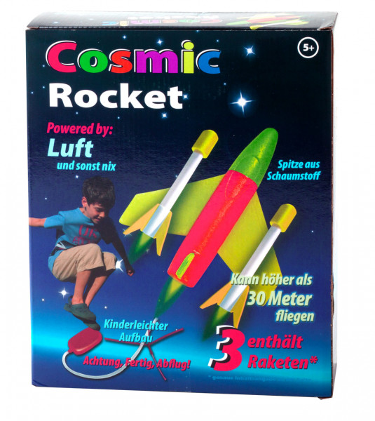 Cosmic Rocket, Airplane Plus, 2 Rockets