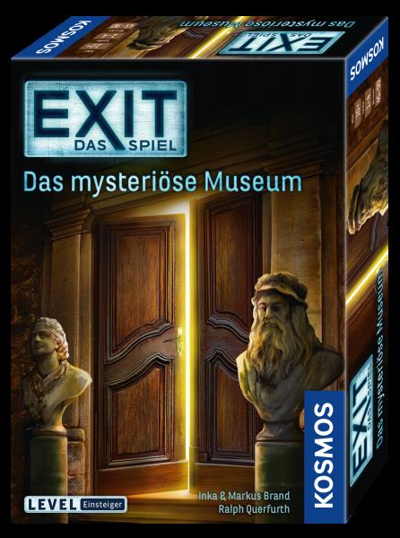 EXIT-Das Spiel - Das mysteriöse Museum