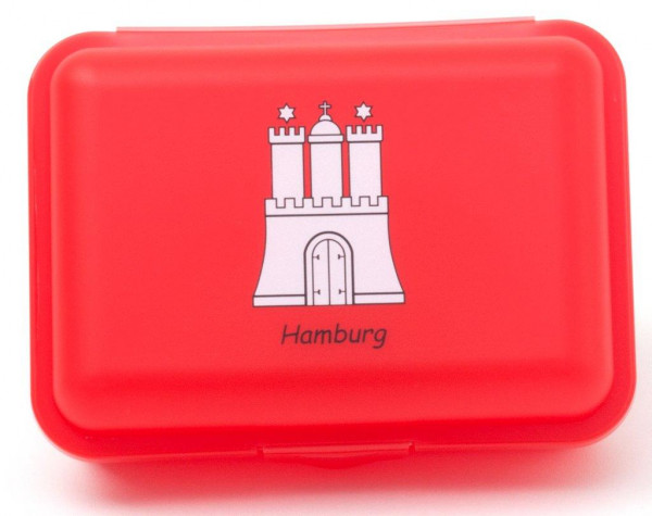 Snack-Box Hamburg-Wappen