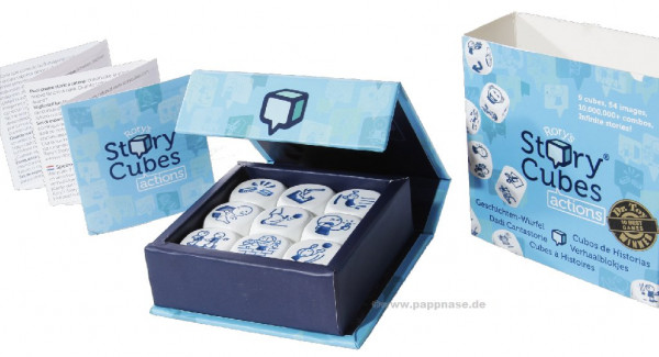 Story Cubes® Actions Story Cubes