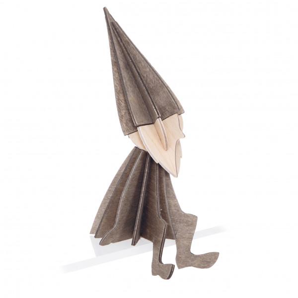 Lovi Holzfigur Elfe groß