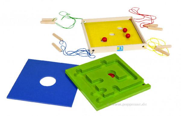 Das verrückte Koordinationsspiel