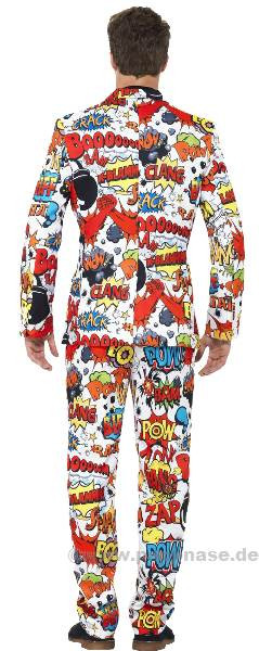 Stand Out Suit, L, Comic Strip