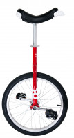 Einrad Only One 18'' -  rot