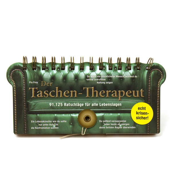 Der Taschen-Therapeut