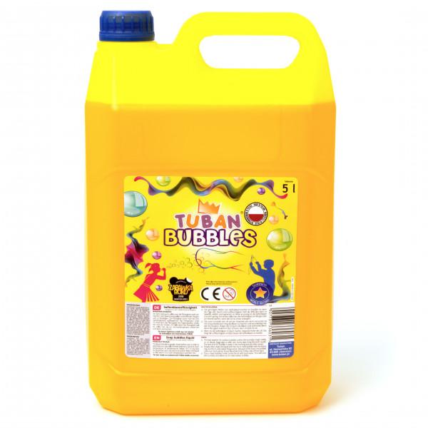 TUBAN Seifenblasen-Fluid - 5000 ml