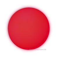 LED-Glow-Ball - rot Juggle Dream