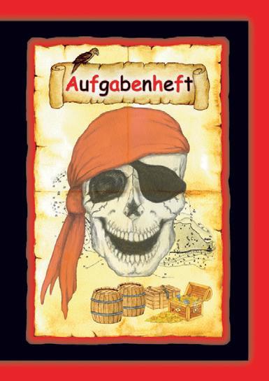 Aufgabenheft A5 Piraten-Schatzkarte