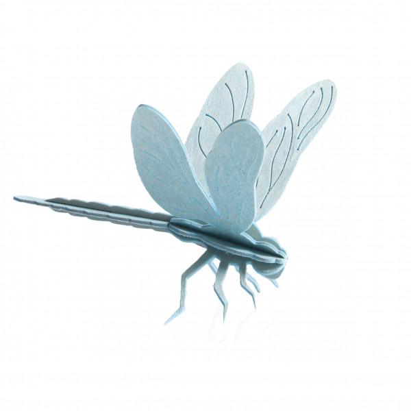 Lovi Holzfigur Libelle