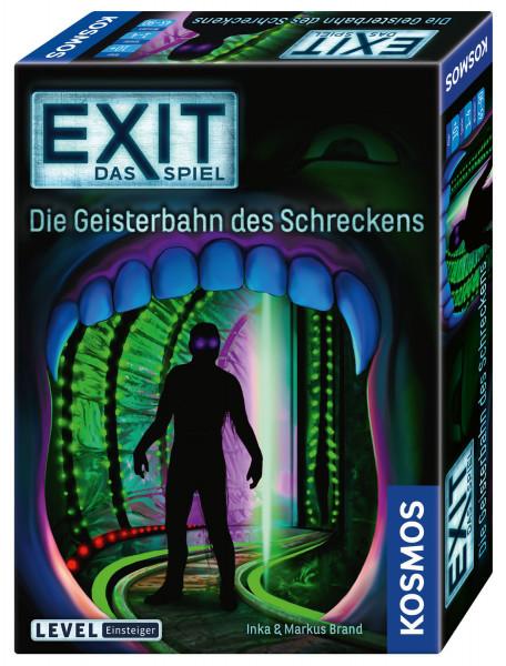 EXIT-Das Spiel - Die Geisterbahn des Schreckens