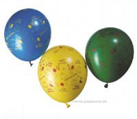 Luftballons Happy Birthday Melloc