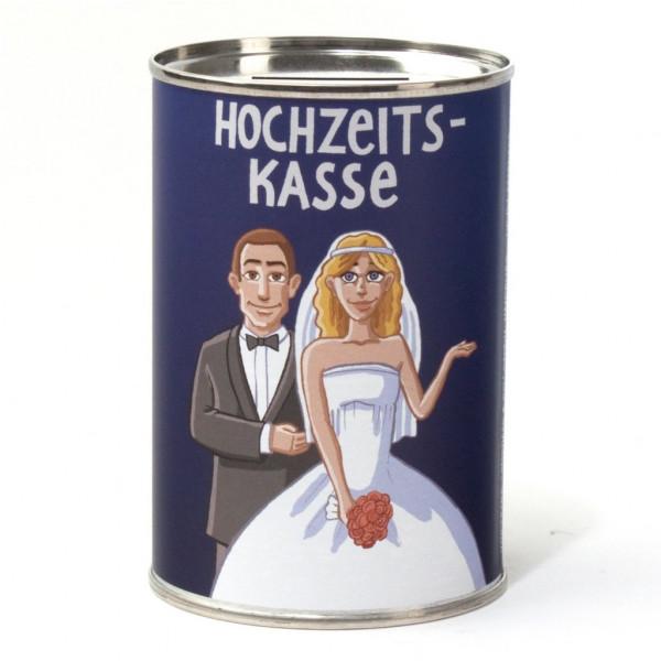 Hochzeits-Kasse