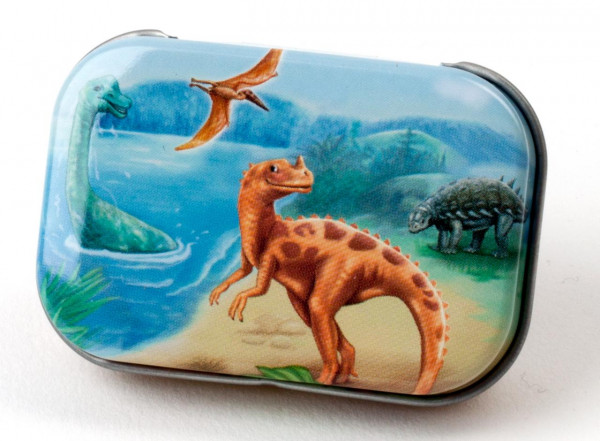 Minidose Dinosaurier