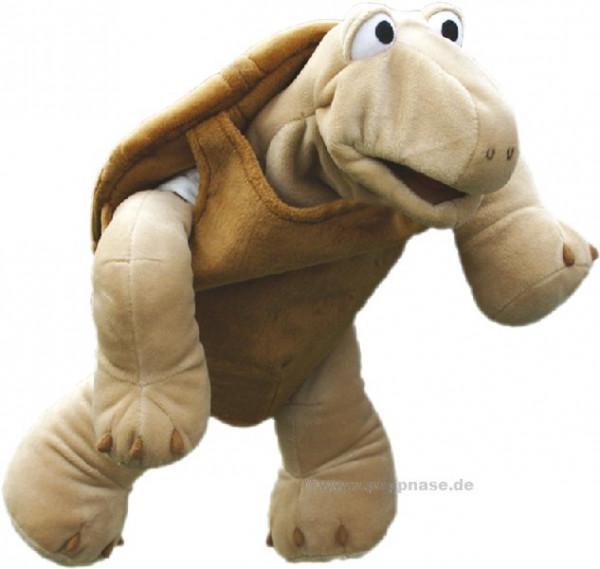 Handpuppe Schildkröte Sammy