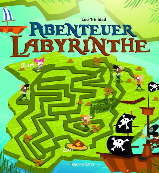 Abenteuer Labyrinthe