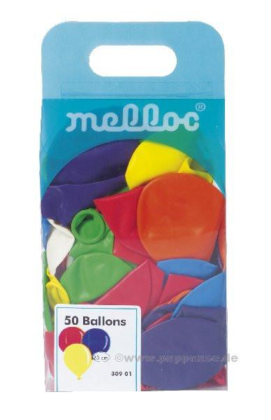 RundBallons 50 Stück
