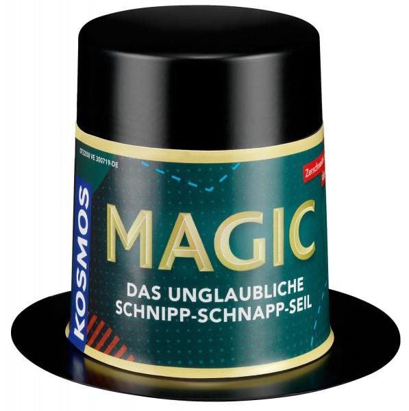 Magic Mini Zauberhut Schnipp-Schnapp-Seil
