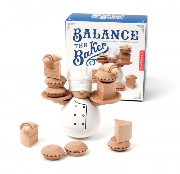 Balancespiel Bäcker
