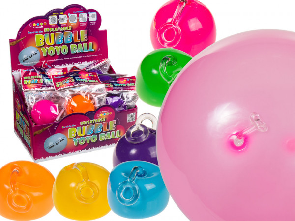 Bubble Yoyo-Ball