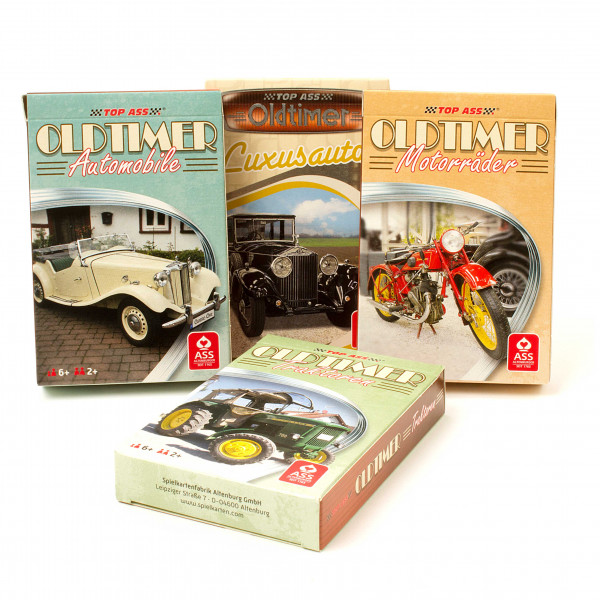 Oldtimer Quartetts