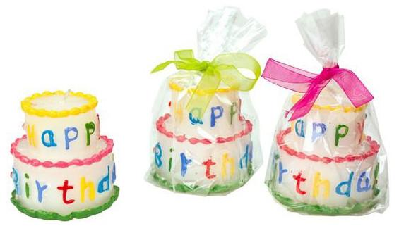 Tortenkerze Happy Birthday