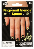 Fingernail-Friends - Glow in the Dark