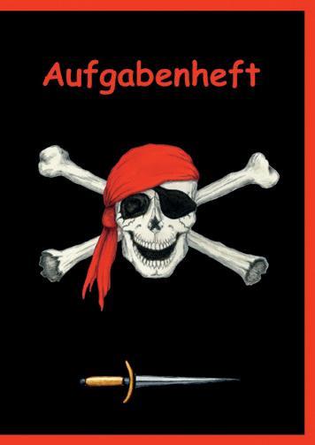 Aufgabenheft A6 Piratenflagge