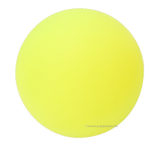 Stage Ball PEACH - neon-gelb,80 mm Mister Babache