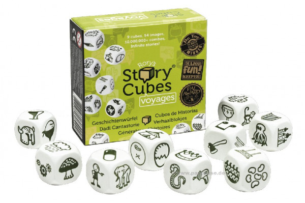 Story Cubes® Voyages