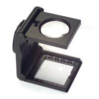 LED Fadenzähler 5-fach