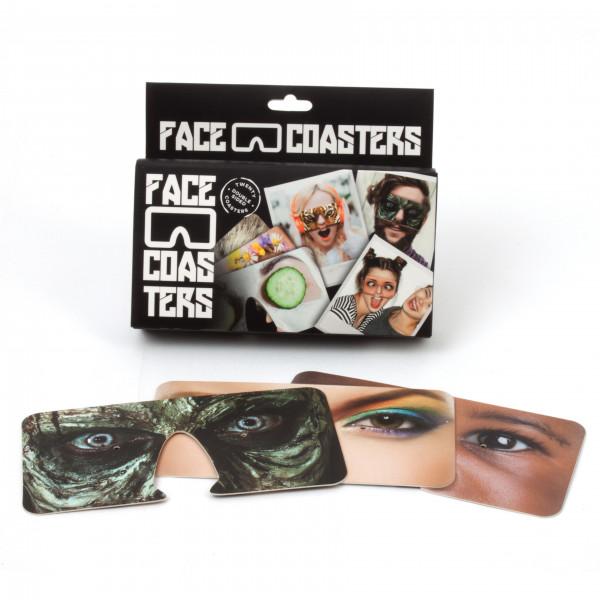 Face Coaster