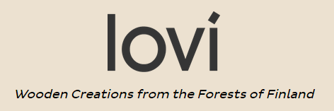 lovi - wooden creations from Finland