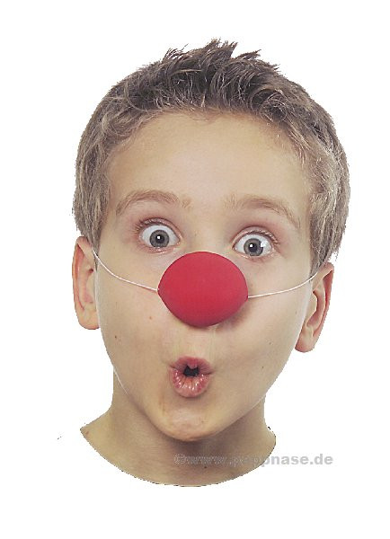 Kinder-Clown-Nase