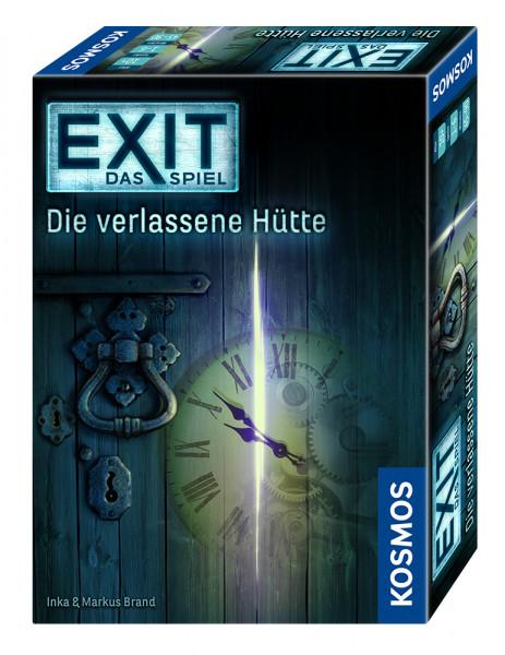EXIT-Das Spiel - Die verlassene Hütte