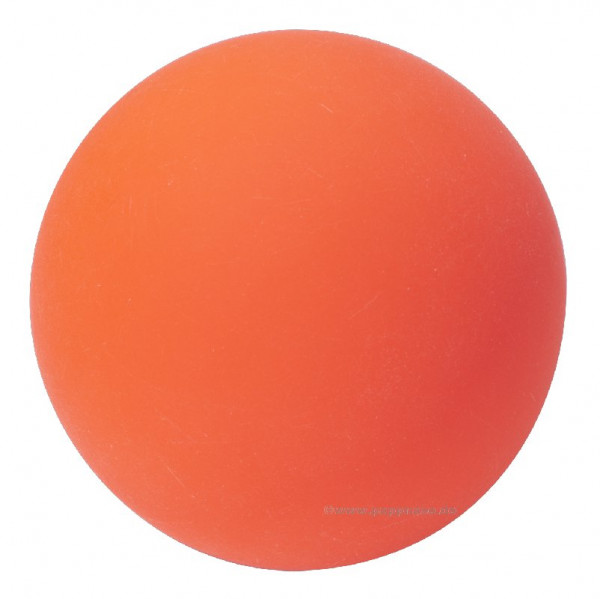 Stage Ball PEACH - neon-orange,80 mm Mister Babache