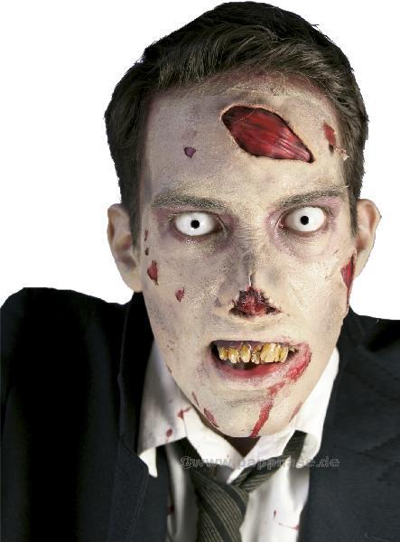 Dr. Dents Zähne - Zombie Maskworld