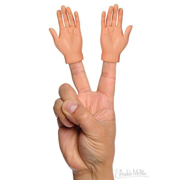 Fingerhände